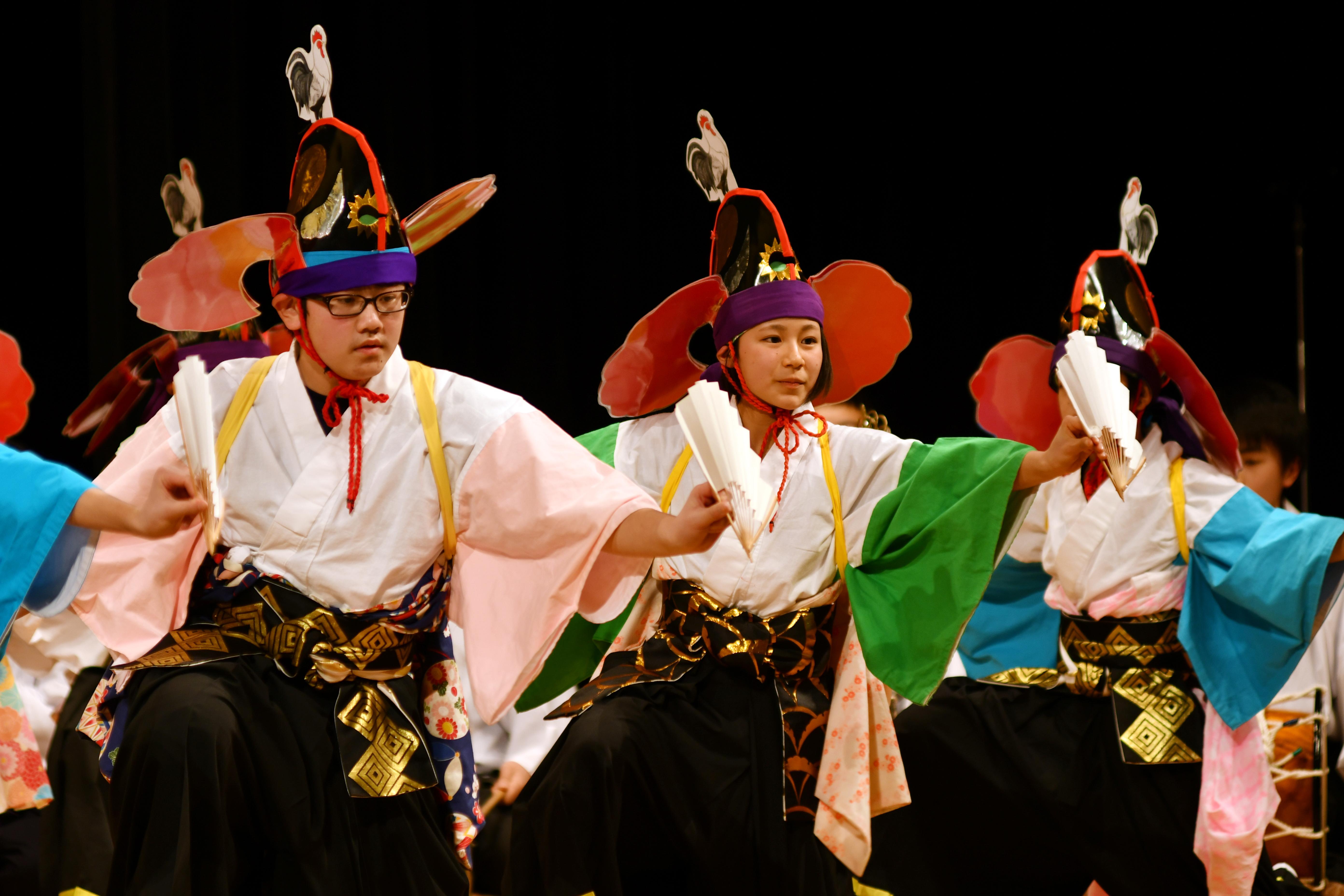 画像:第27回久慈市郷土芸能祭