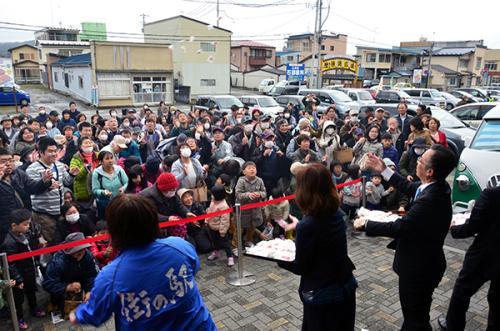 画像:道の駅やませ土風館10周年感謝祭