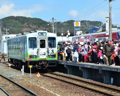 画像:三陸鉄道が全線運行再開しました