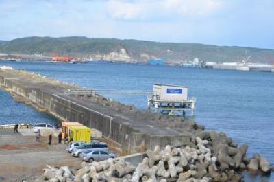 画像:日本初「久慈波力発電所」が公開されました