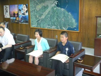 画像:県小学生学年別大会柔道競技優勝報告