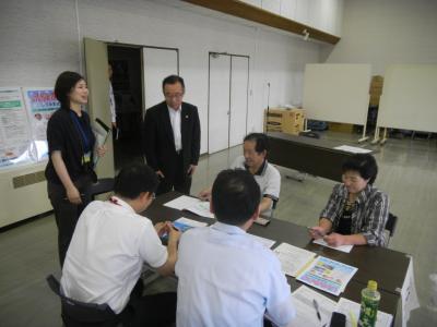 画像:三陸復興商品力向上プロジェクト 商品開発相談会